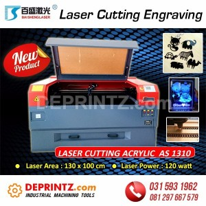 Mesin LASER CUTTING Acrylic AS 1310