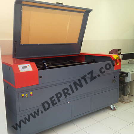 Jual Mesin Laser Potong Akrilik Double Head Baisheng AS 1610