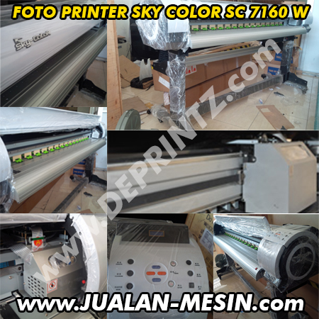 Jual Mesin Digital Printing Indoor Outdoor Harga Murah