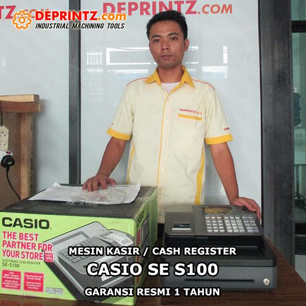 Harga Mesin Kasir Casio SE S100
