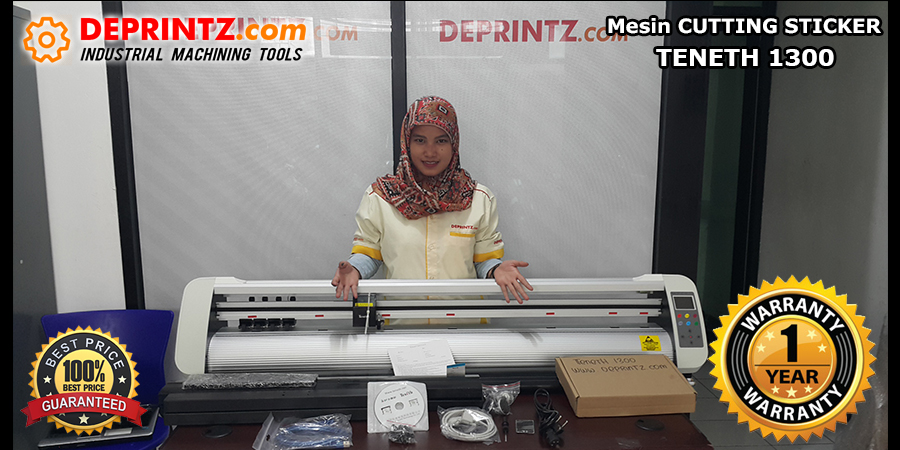 Kelengkapan Mesin Cutting Sticker TENETH TH 1300