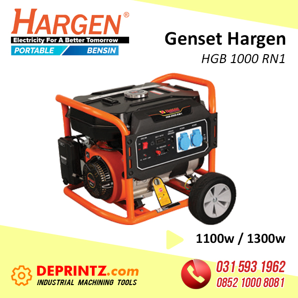 HARGA GENSET 1000 Watt