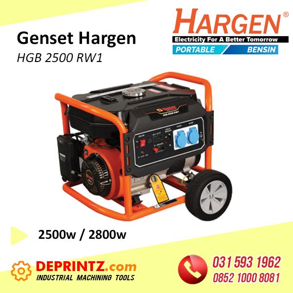 HARGA GENSET 2500 Watt