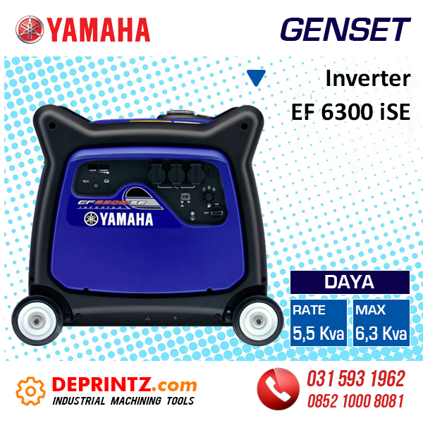 Harga Genset Inverter 6000 Watt