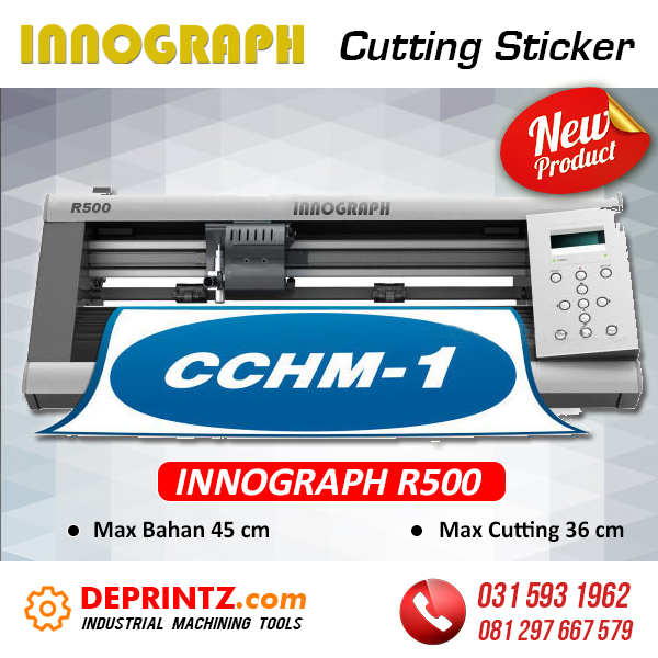 Harga Mesin Cutting Sticker INNOGRAPH R500