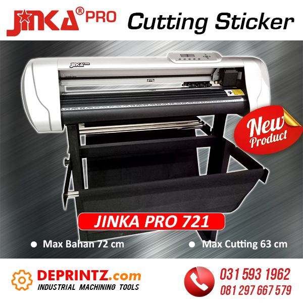Harga Cutting Sticker Jinka Pro 721