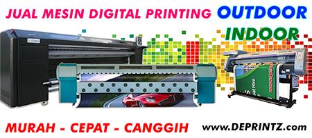 Jual Mesin Printer Digital Printing Murah