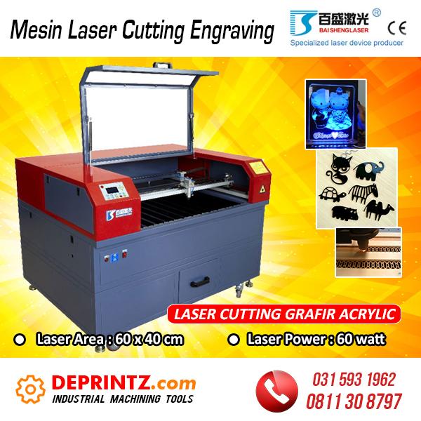 Jual Mesin Laser Cutting Akrilik Murah