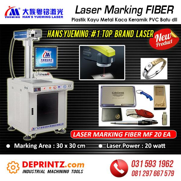 Jual Mesin Laser Marking Fiber Murah