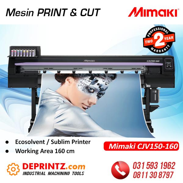 Jual Mesin PRINT and CUT MIMAKI