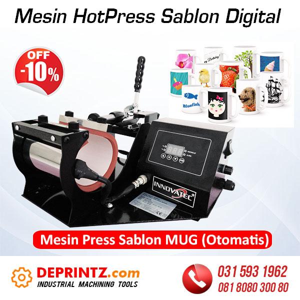 Harga Alat Press Sablon Baju Murah Surabaya