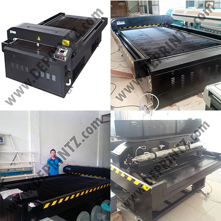 MESIN LASER CUTTING ENGRAVING BAI SHENG BS 2513 MURAH