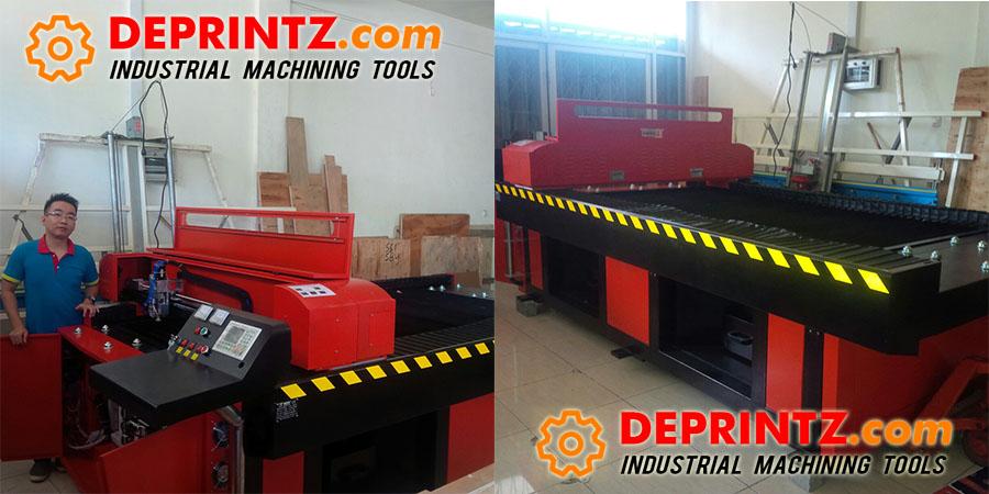 Mesin Laser Potong Besi BSL 2513