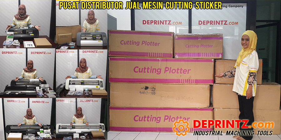 Gudang Mesin Cutting Sticker