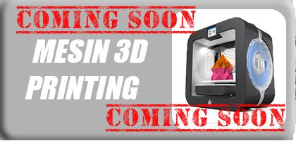 Jual Mesin 3D Printing