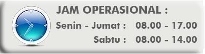 Jam Operasional DEPRINTZ