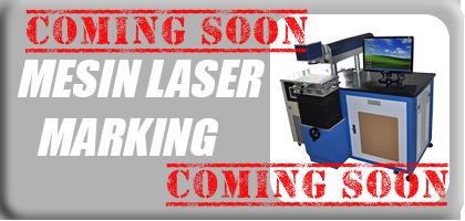 Jual Mesin Laser Marking
