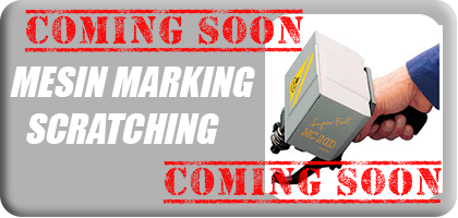 Jual Mesin Marking Scratching