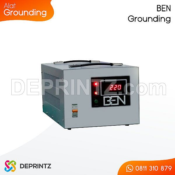 Alat Zero Grounding Digital