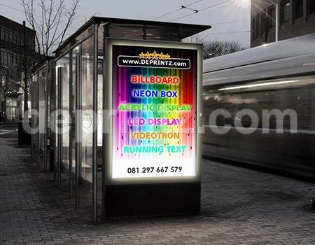 Advertising Biro Reklame Jasa Pembuatan Papan Nama Reklame Neon Box