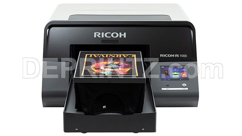 Mesin Printer DTG A3 Ricoh Ri 1000
