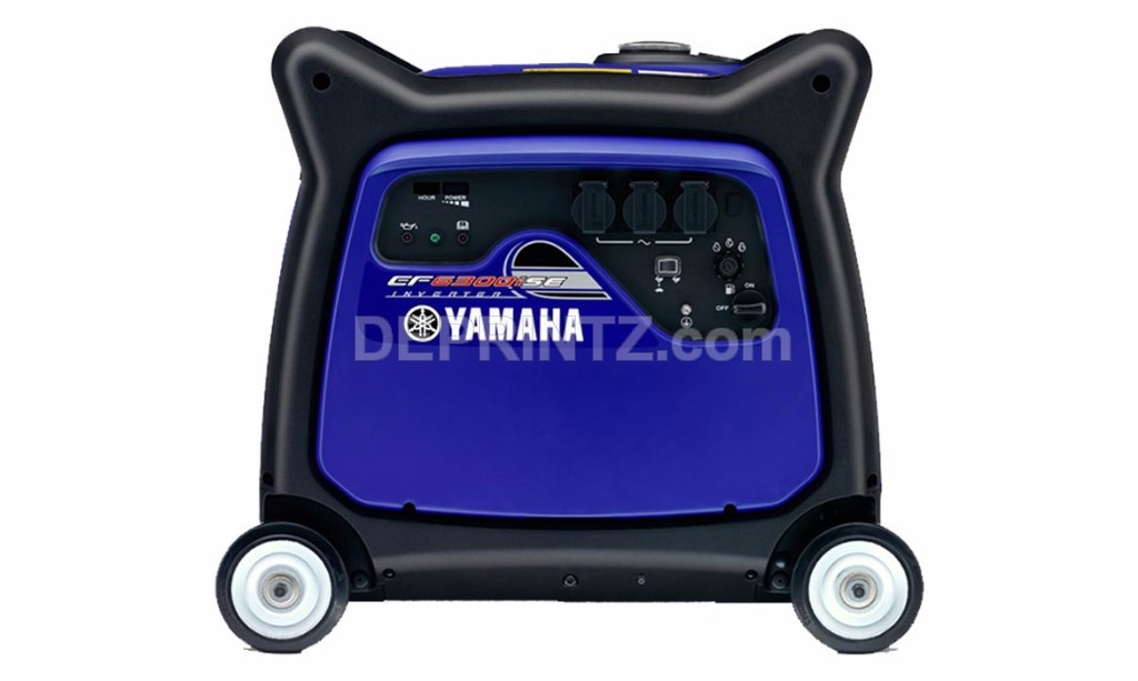 GENSET INVERTER YAMAHA EF 6300 iS