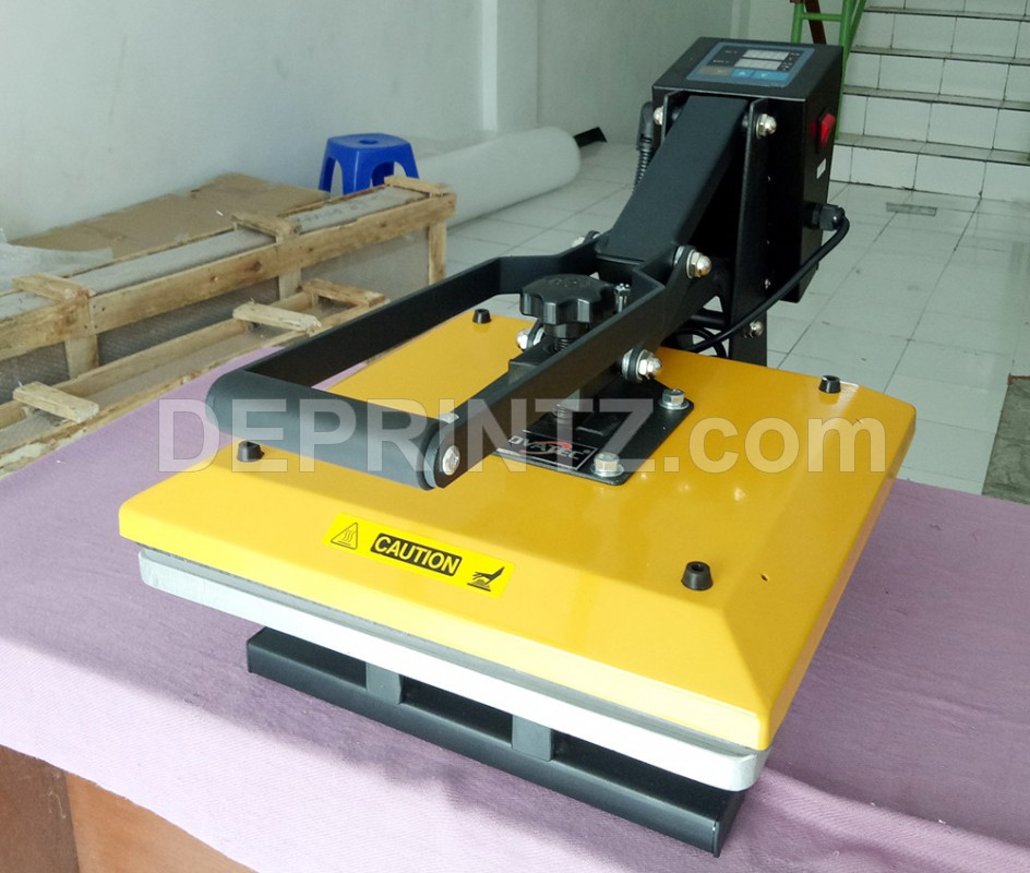 Alat Press Kaos 38x38cm 900 Watt