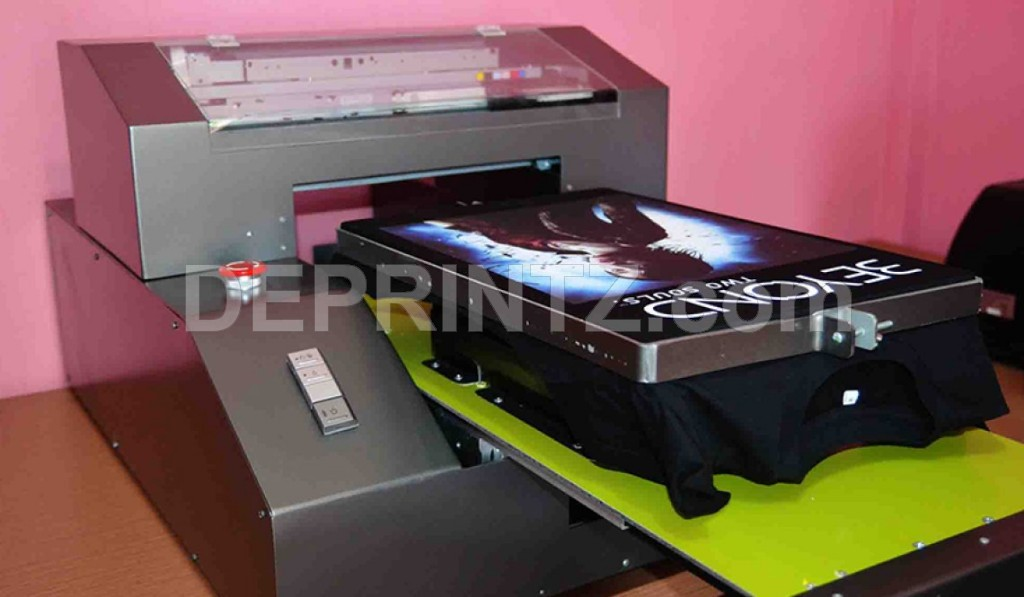 Mesin Printer DTG A3 Innovatec
