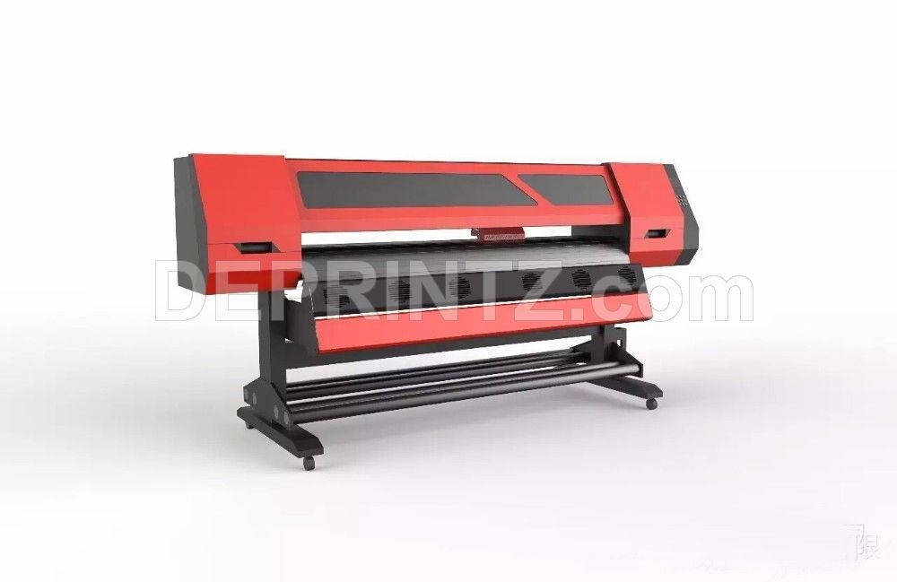Mesin UV LED Roll PRINTER EYECOLOR JC-2000UV