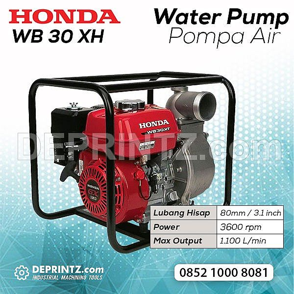 Water Pump Honda WB 30 XH Pompa Air