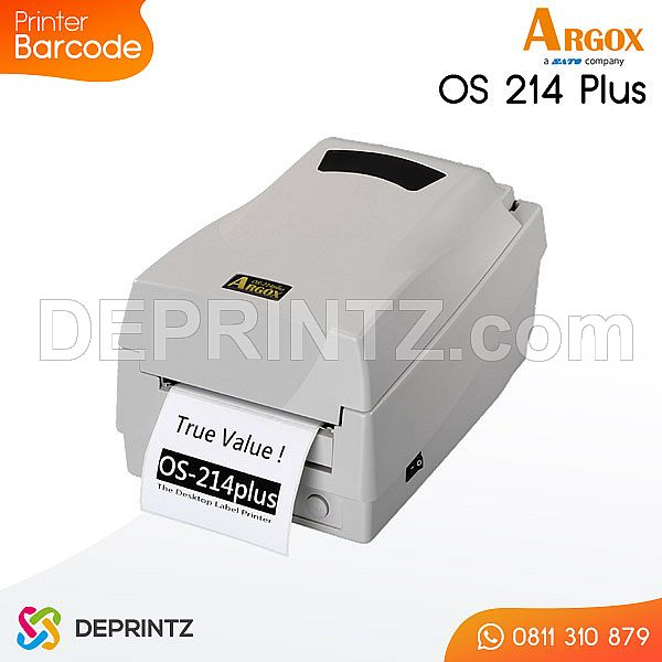 Printer Barcode Argox OS 214 Plus