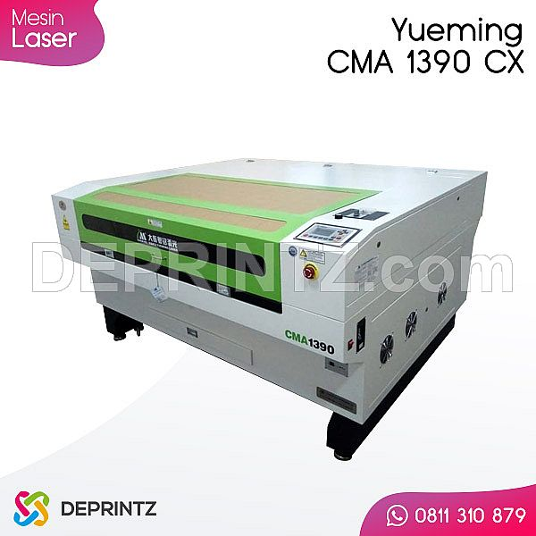 Mesin Laser Cutting Yueming CM 1390 CX