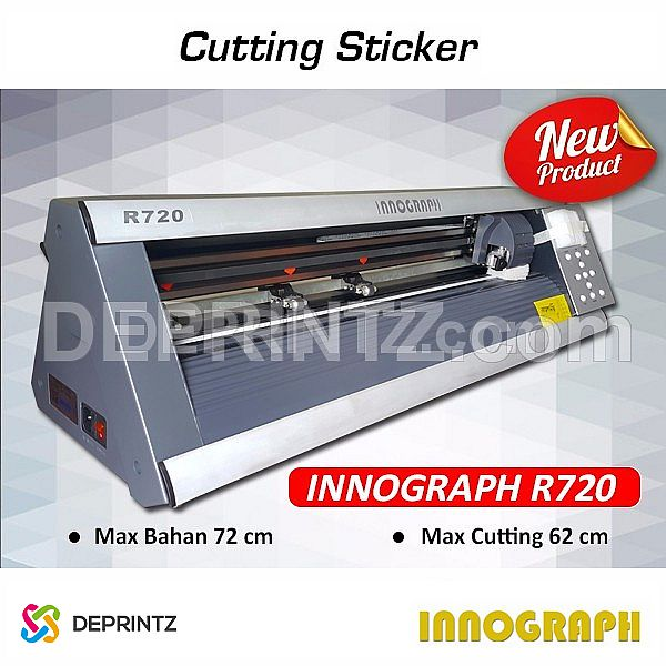 CUTTING STICKER INNOGRAPH R720