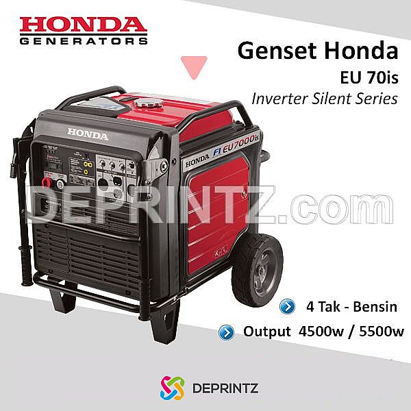 GENSET HONDA EU70is