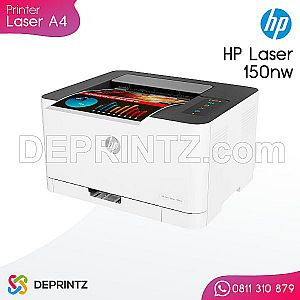Mesin Printer HP 150nw Printer Laser Toner