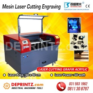 Mesin LASER CUTTING Acrylic AS 6040