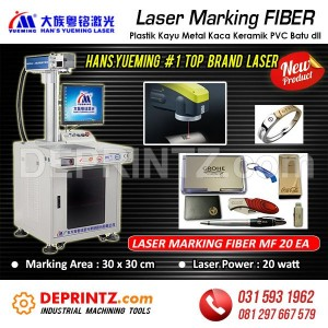 Mesin Fiber Laser Marking Hans Yueming MF 20 EA