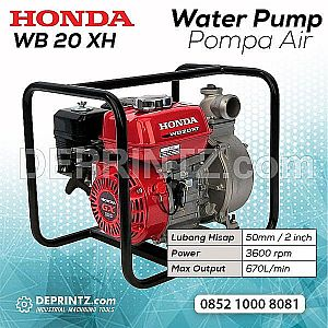 Water Pump Honda WB 20 XH Pompa Air