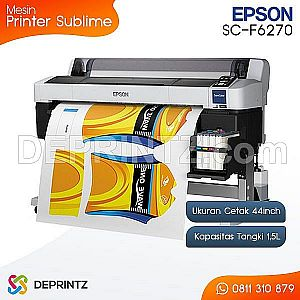 Mesin Printer Sublim Epson SureColor SC-F6270