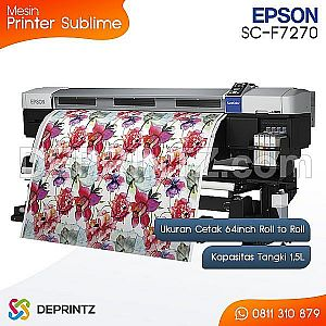 Mesin Printer Sublim Epson SureColor SC-F7270