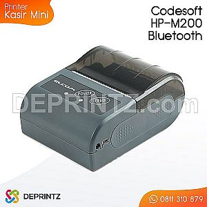 Printer Kasir Mini Codesoft HP-M200 Bluetooth