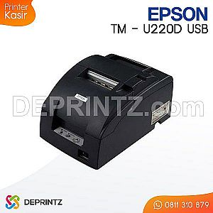 Printer Kasir EPSON TM - U220D USB