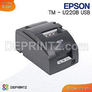Printer Kasir EPSON TM - U220B USB Murah