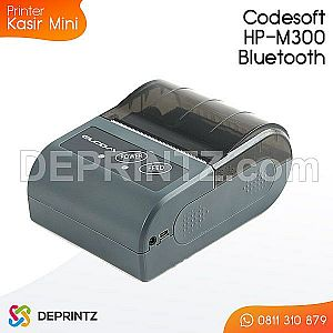 Printer Kasir Mini Codesoft HP-M300 Bluetooth