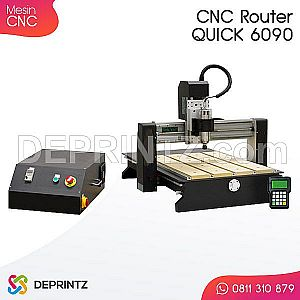 Mesin CNC Quick 6090