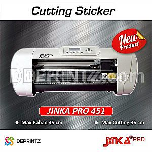 CUTTING STICKER JINKA PRO 451