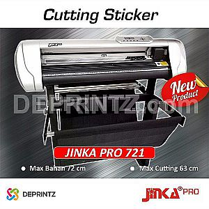 CUTTING STICKER JINKA PRO 721