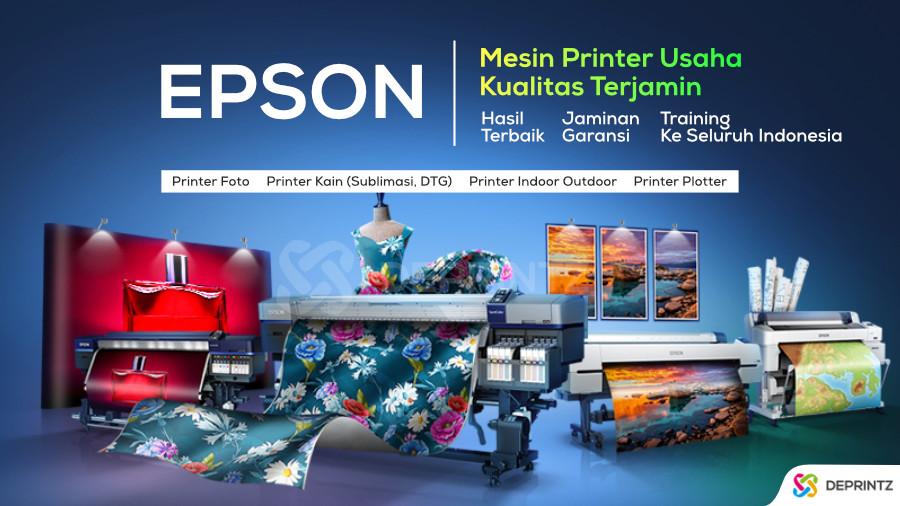 Jual Distributor Mesin Printer EPSON
