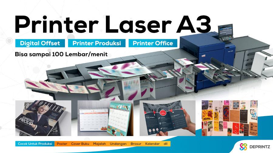Jual Mesin Printing Digital Offset A3+ Cetak Warna
