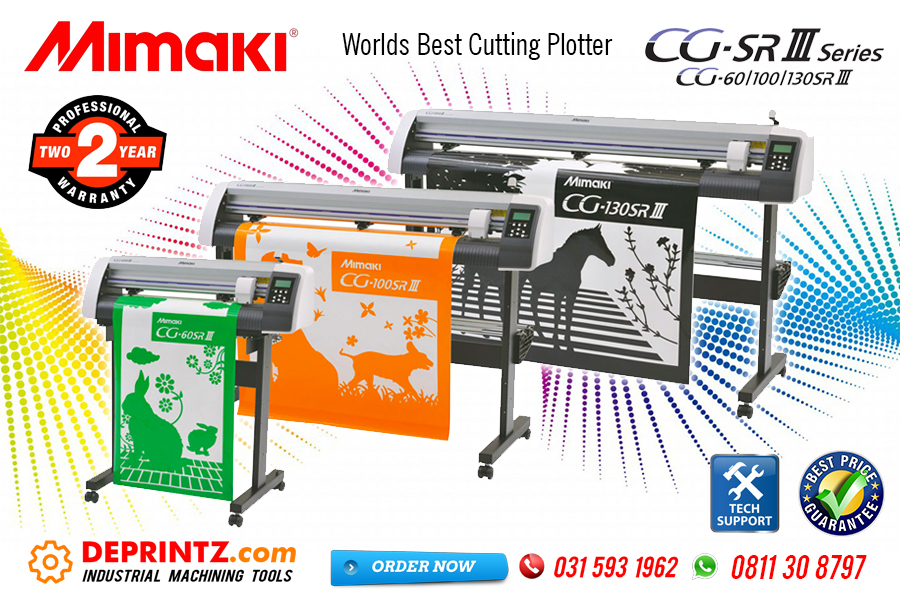 Jual Mesin Cutting Sticker Plotter MIMAKI Murah
